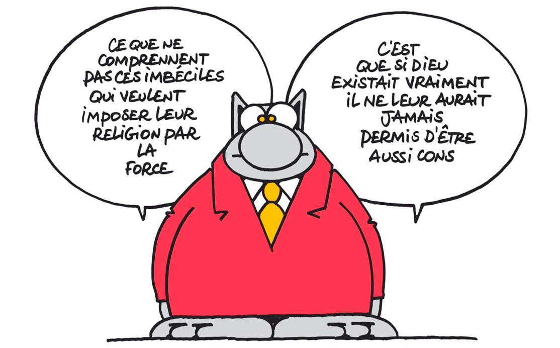 Chat et Religion